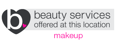 Makeup Services Offered at this location