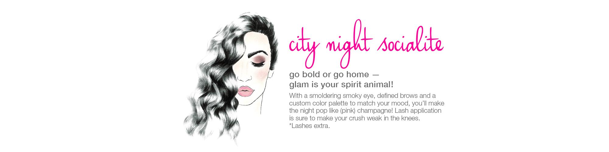 makeup - blo blow dry bar