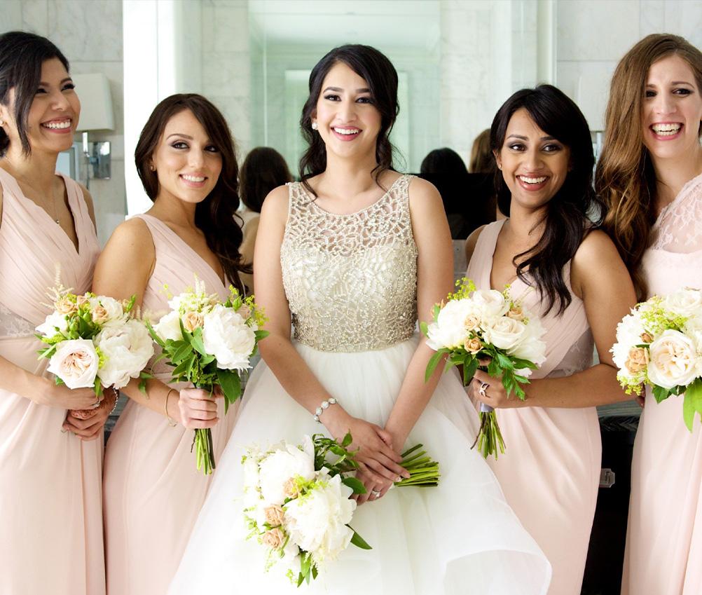 Blo Bridal Party
