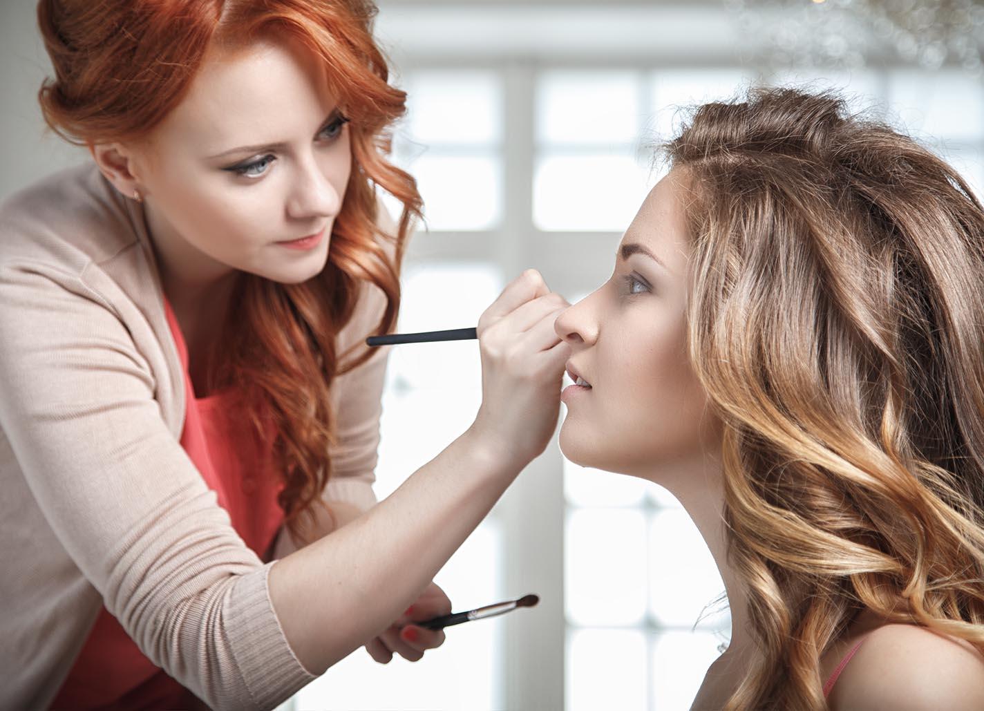Blo Bridal Newly Engaged Makeup
